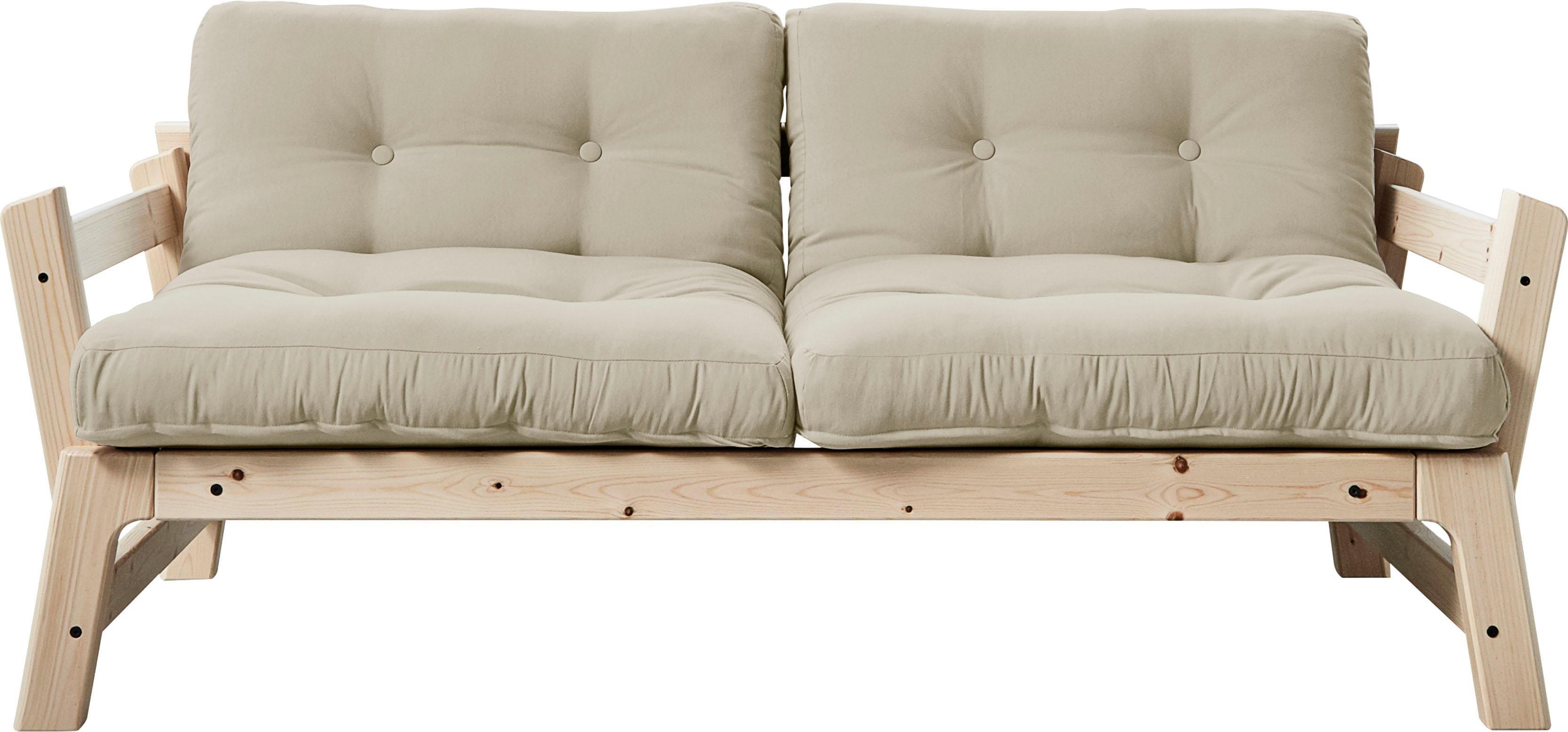 Karup bedbank Step inclusief futonmatrassen, overtrekstof 1 veilig op otto.nl kopen