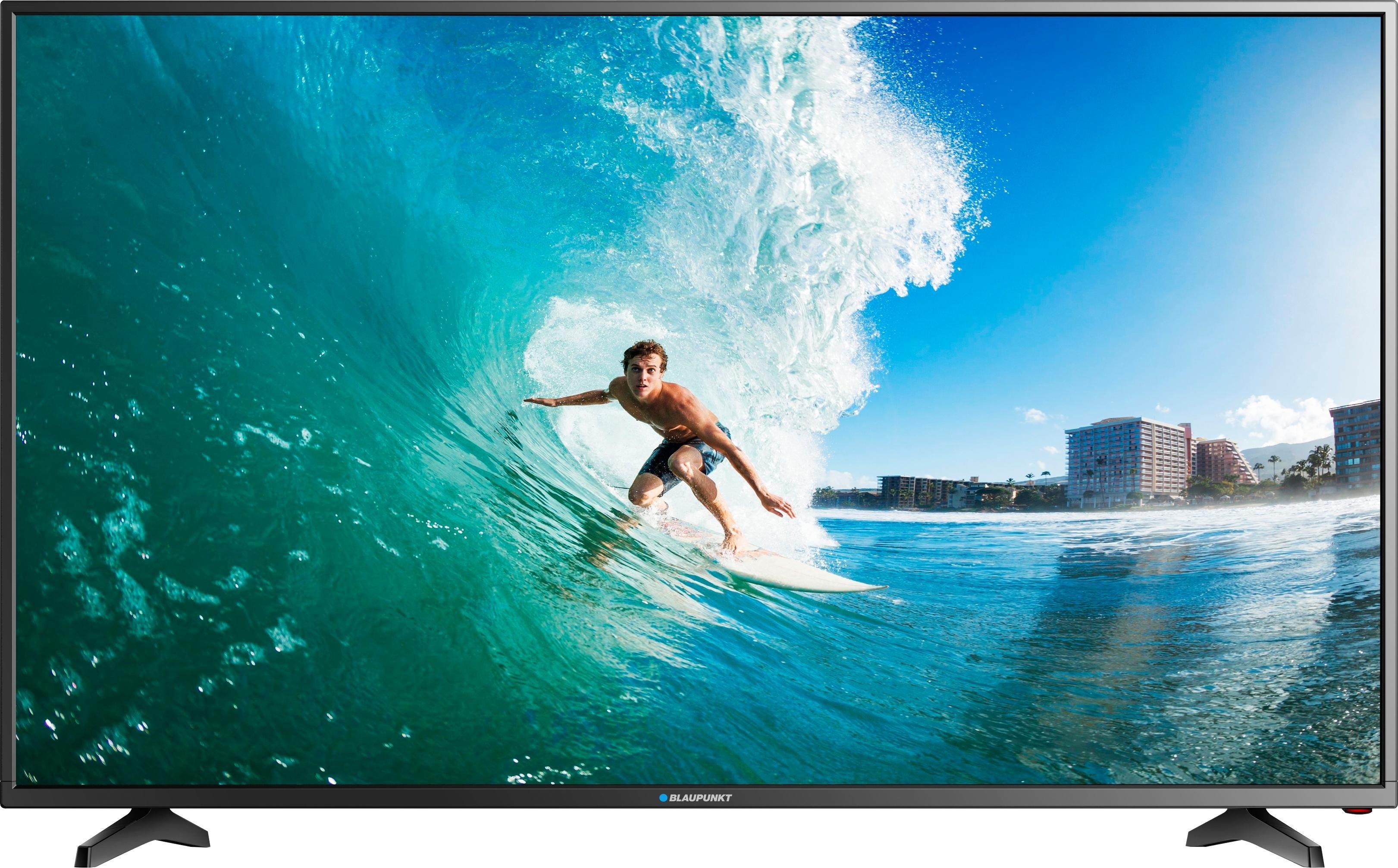 Blaupunkt BLA-55/405P-GB-11B4-UEGBQUX-EU led-tv (139 cm / (55 inch), 4K Ultra HD, smart-tv nu online bestellen