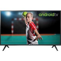 "tcl led-tv 40es561x1, 100 cm - 40 "", full hd, smart-tv, android tv, google assistent zwart"