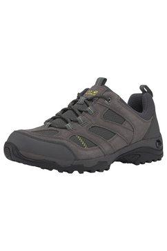 jack wolfskin outdoorschoenen »great hike low m« grijs