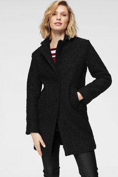 laura scott coat zwart