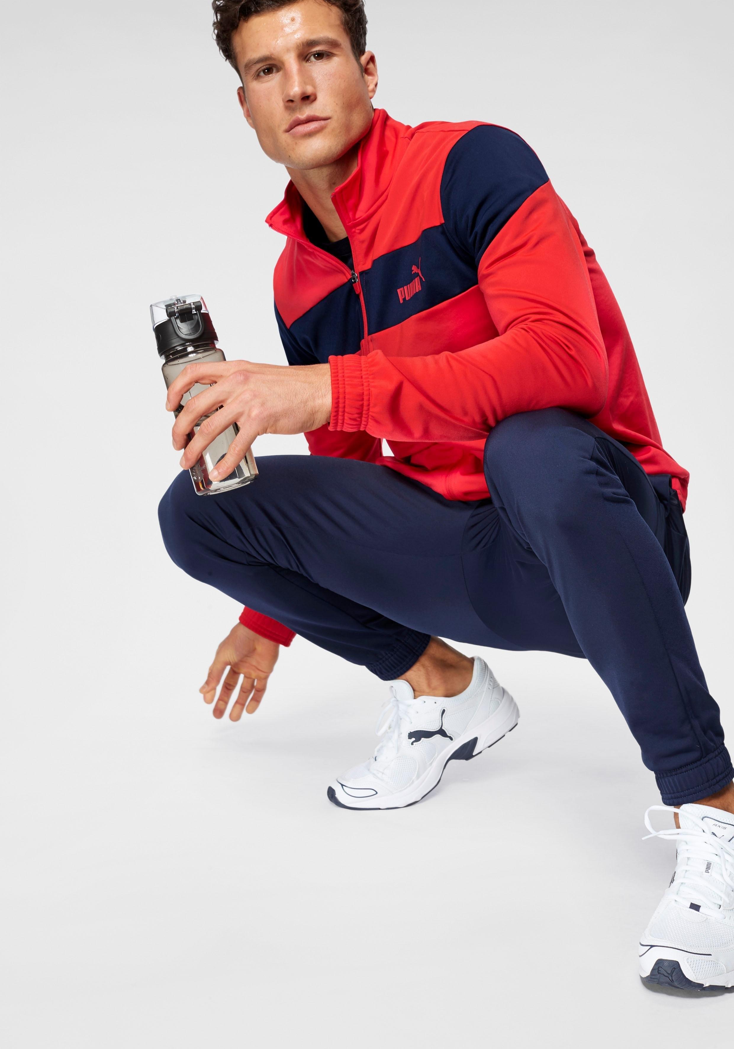 Puma trainingspak »Clean Tricot Suit cl« goedkoop op otto.nl kopen