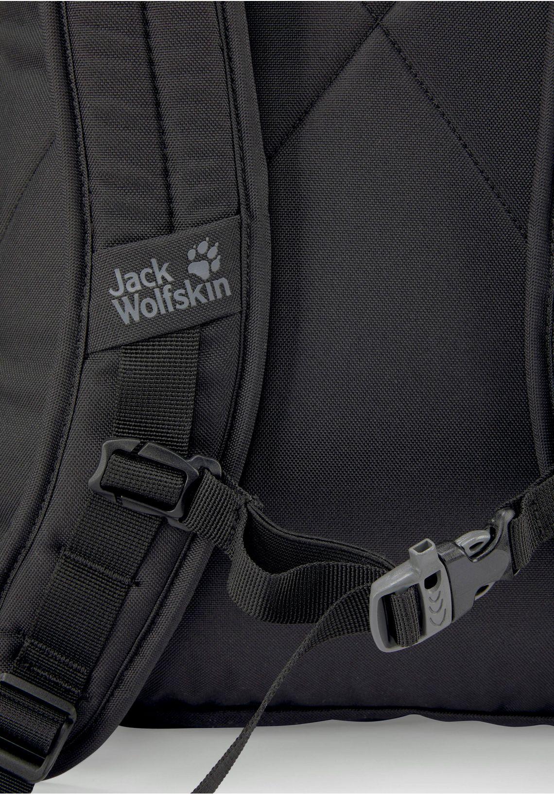 Jack Wolfskin rugzak  CAMPUS online bestellen  zwart