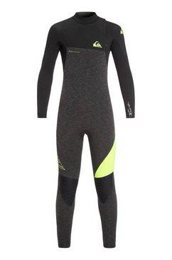 quiksilver wetsuit zonder rits »4-3mm highline series« bruin
