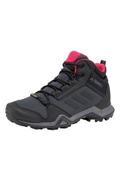 adidas performance outdoorschoenen »terrex ax3 mid goretex« zwart
