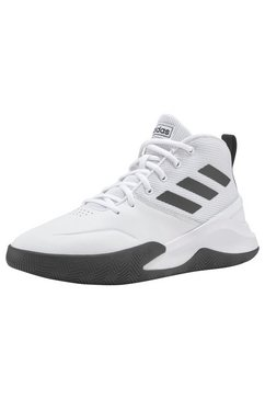 adidas basketbalschoenen »ownthegame« wit