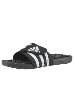 adidas badslippers »adissage« zwart