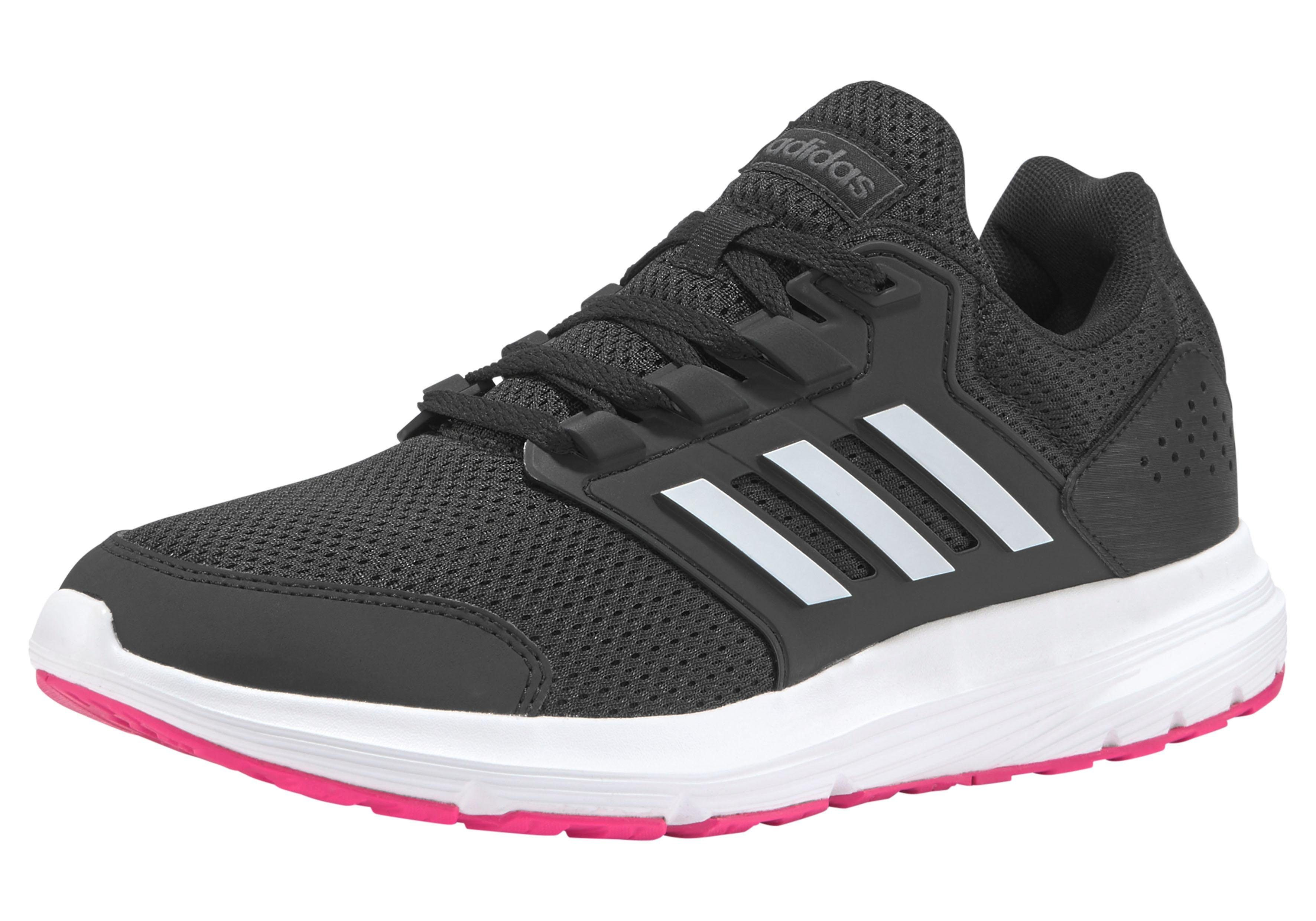 adidas boost rogue dames zwart roze dames sneakers