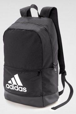 adidas performance sportrugzak »clas backpack batch of sports« zwart