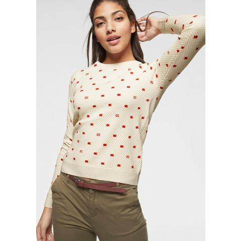 Maison Scotch Maison Scotch Long sleeve pull in various allover