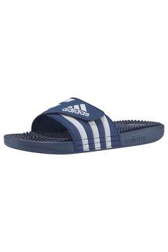adidas badslippers »adissage« blauw