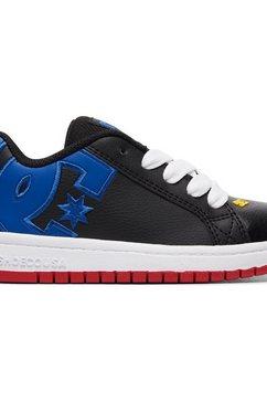 dc shoes schoenen »court graffik« blauw