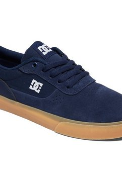 dc shoes slippers »switch« blauw