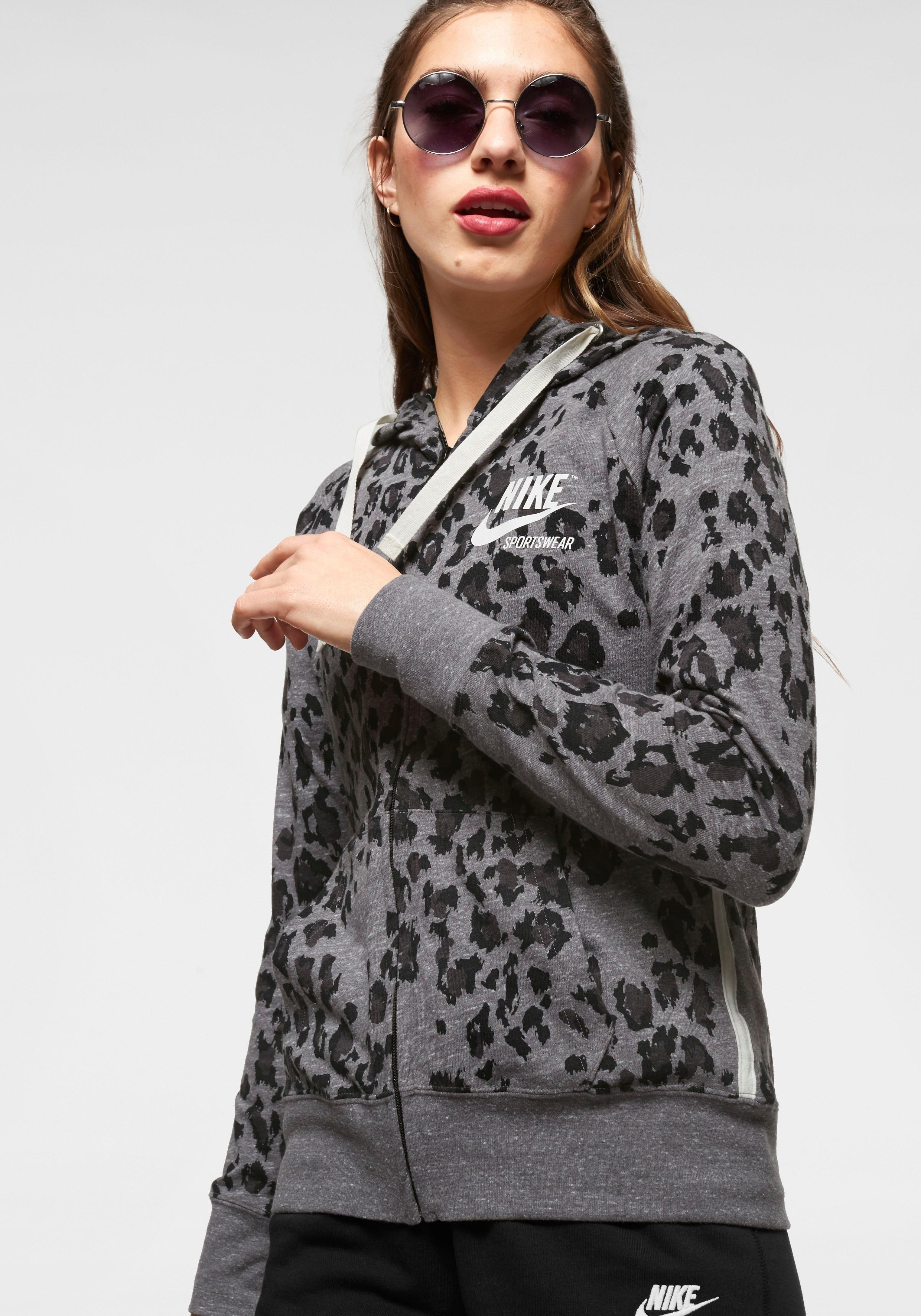 Nike Sportswear sweatvest »WOMAN NIKE SPORTSWEAR GYM VINTAGE FULL-ZIP HOODIE« veilig op otto.nl kopen