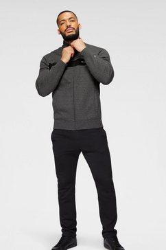 champion joggingpak »full zip suit« zwart