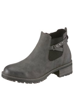 city walk chelsea-boots grijs