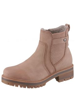 city walk chelsea-boots roze