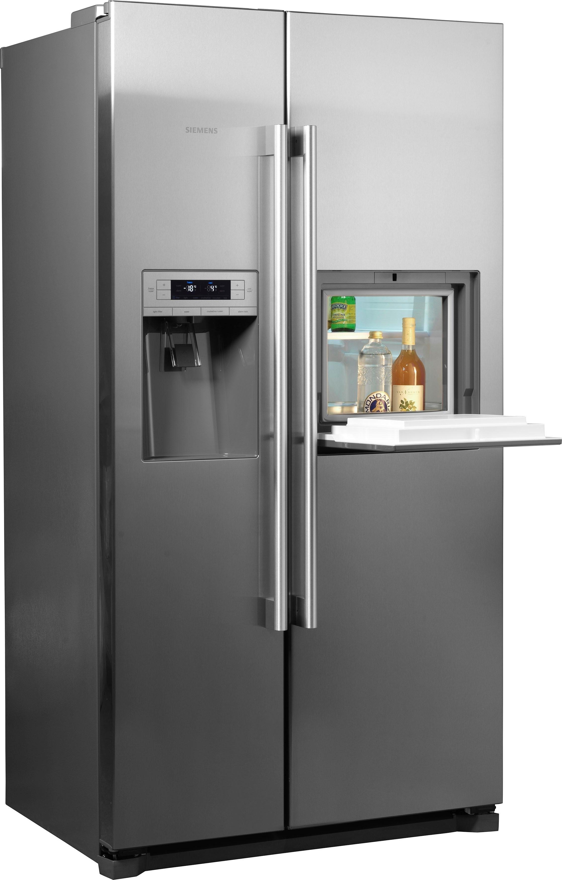 Siemens side-by-side-koelkast KA90GAI20, A+, 177 cm hoog, No Frost goedkoop op otto.nl kopen