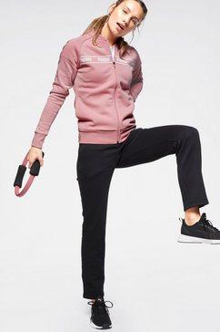 puma joggingpak (set, 2-delig) roze