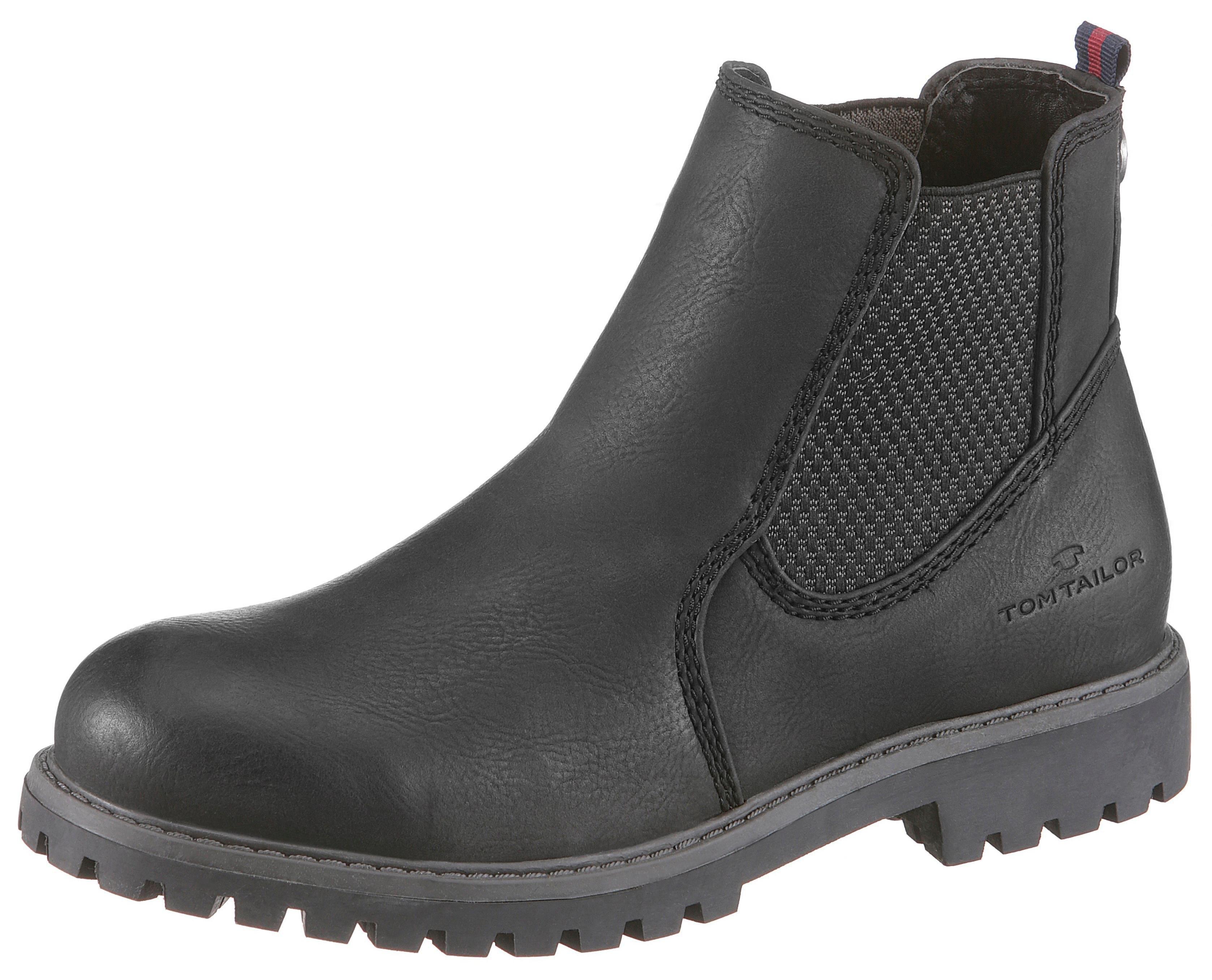 TOM TAILOR chelsea-boots goedkoop op otto.nl kopen
