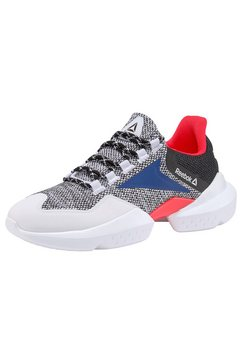 reebok sneakers »split fuel u« wit