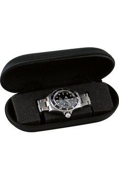 boxy horloge-etui »324197« zwart