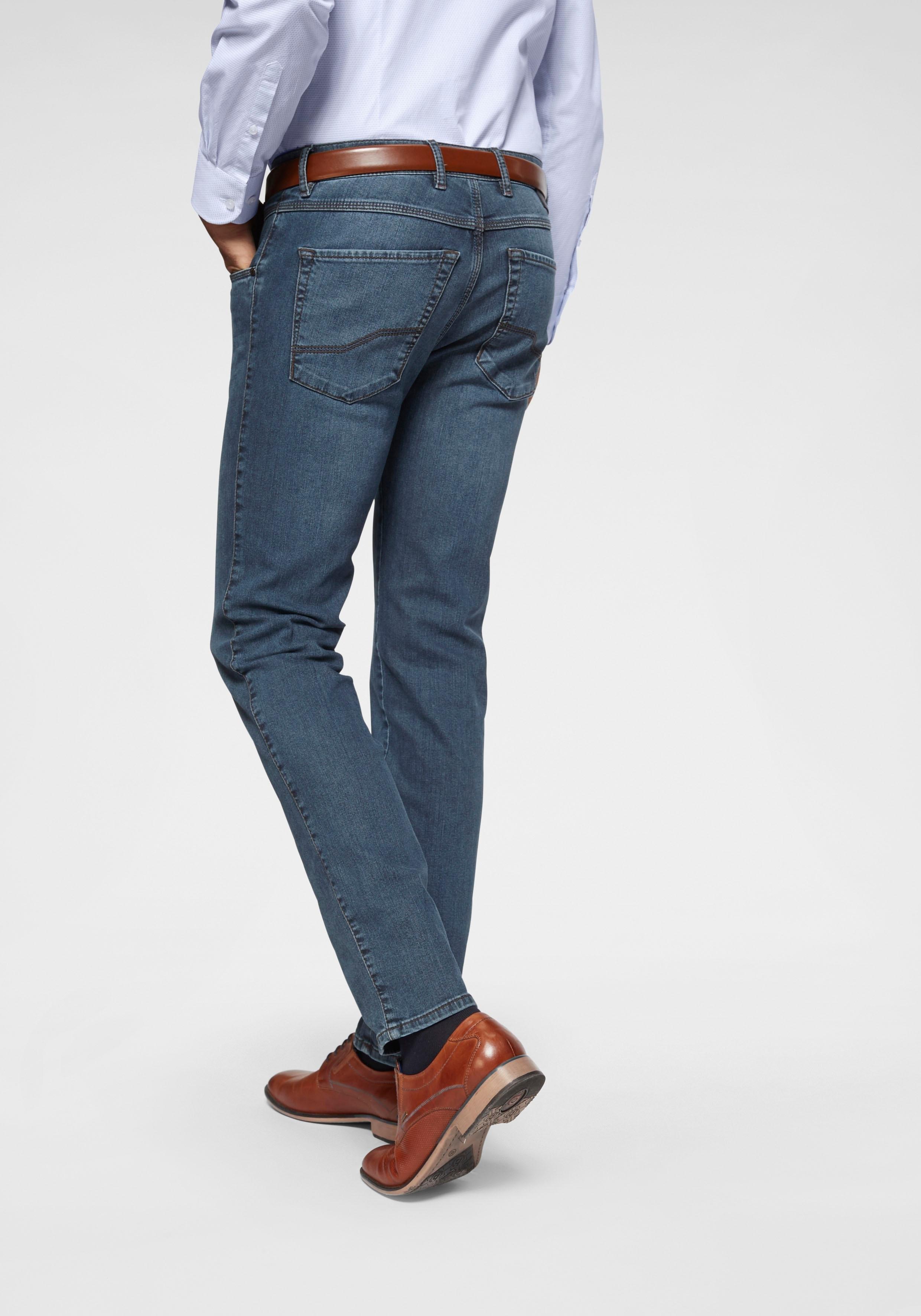 Bugatti regular fit jeans FLEXCITY past zich aan de beweging aan veilig op otto.nl kopen
