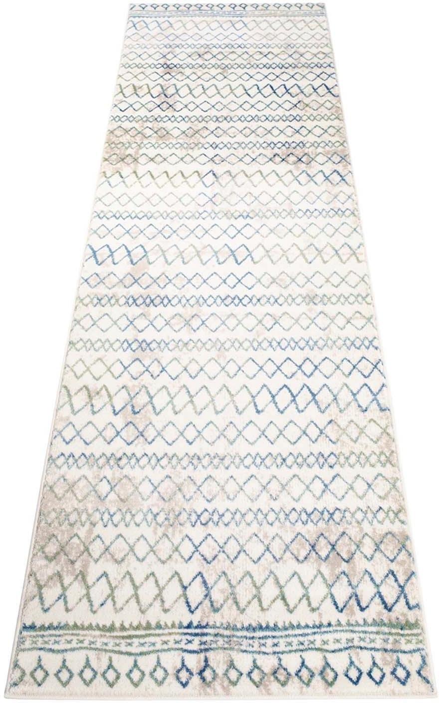 Carpet City Loper, »Inspiration 7547«, rechthoekig, hoogte 11 mm, machinaal geweven nu online kopen bij OTTO