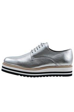 veterschoenen zilver