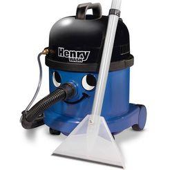 numatic »henry wash hvw370-2, 1.060 watt« waszuiger blauw