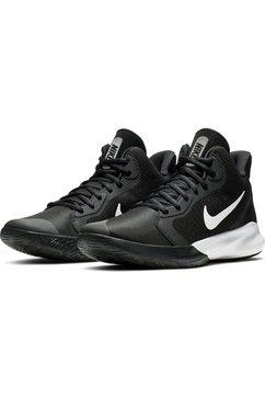 nike basketbalschoenen »precision iii« zwart