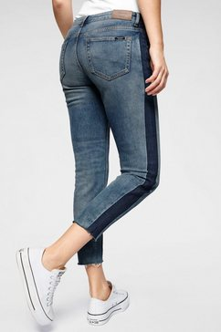marc o'polo denim slim fit jeans blauw