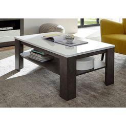inosign salontafel »etero« grijs