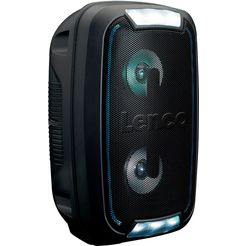 lenco luidsprekersysteem bt-272 zwart