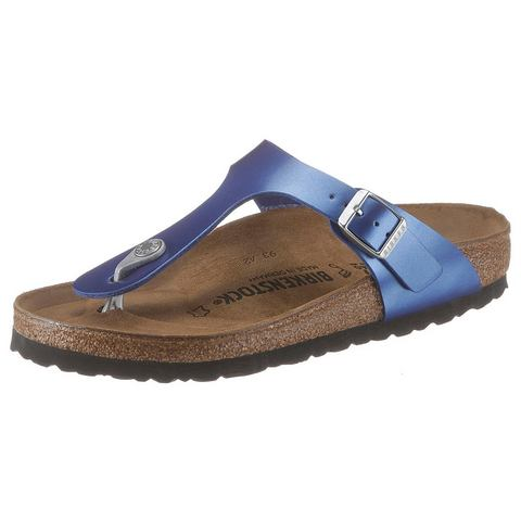Birkenstock teenslippers GIZEH BF ELECTRIC METALLIC