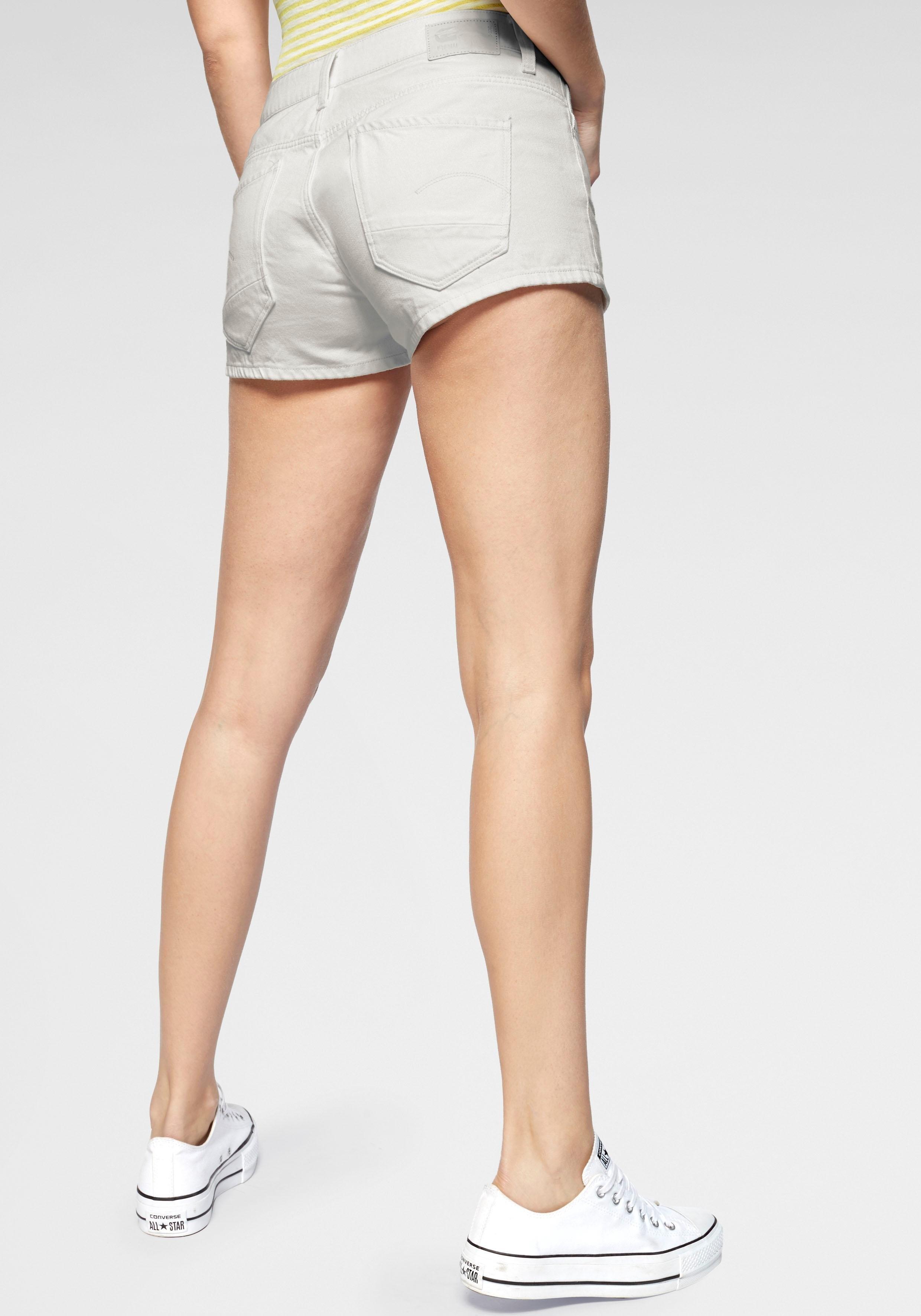 G-star Raw jeansshort »Arc 2.0 btn Short Wmn« nu online bestellen
