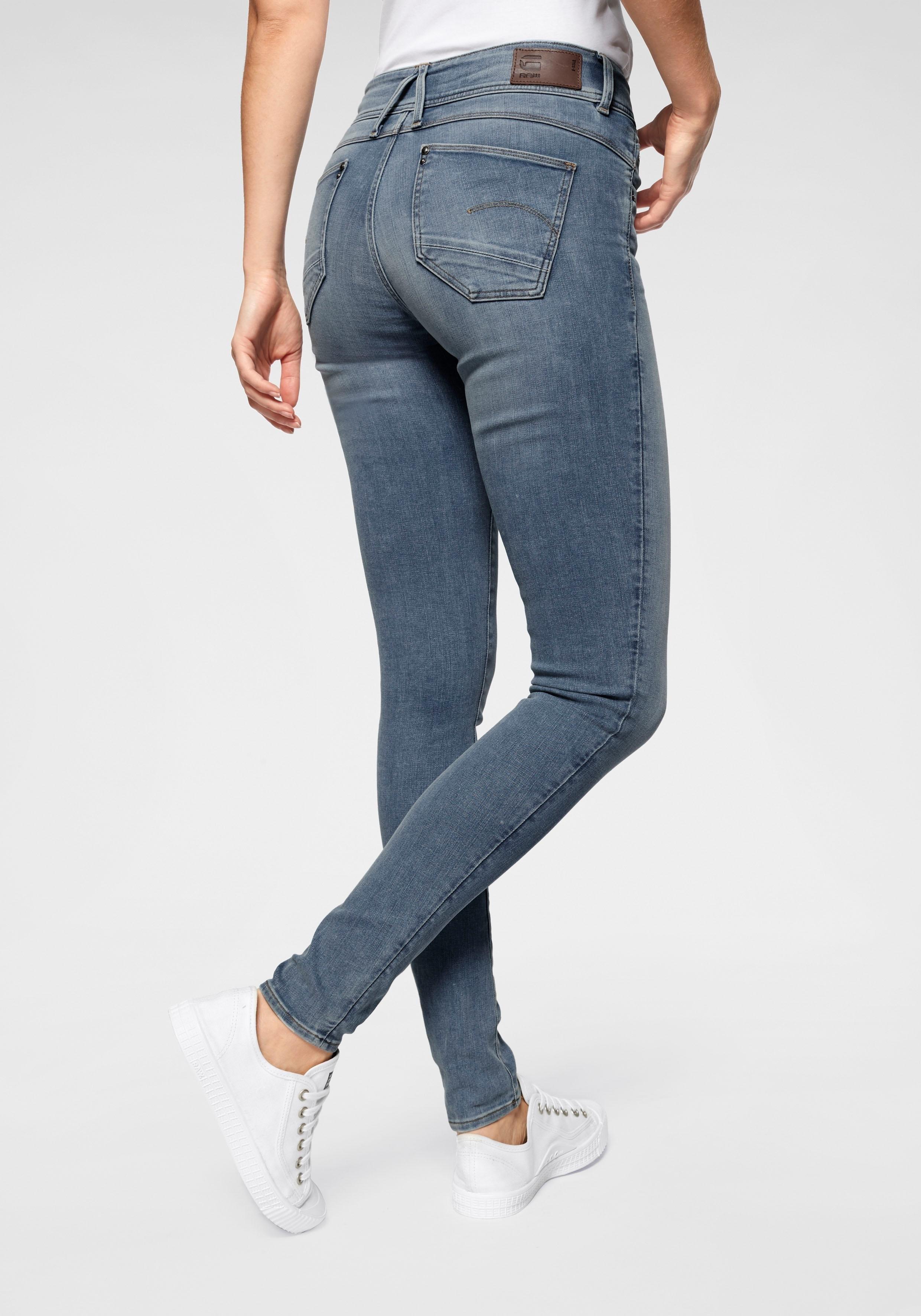 G-star Raw 5-pocket jeans »Lynn High Super Skinny Wmn« bestellen: 14 dagen bedenktijd
