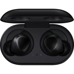 samsung »galaxy buds sm-r170« wireless in-ear-hoofdtelefoon (bluetooth, ingebouwde microfoon) zwart