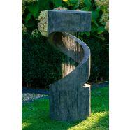 dobar fontein bxdxh: ca. 31,5x31,5x79,5 cm grijs