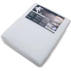 antislip-tapijtonderlegger, »anti-slip 100«, lalee, rechthoekig, hoogte 2,5 mm, machinaal wit