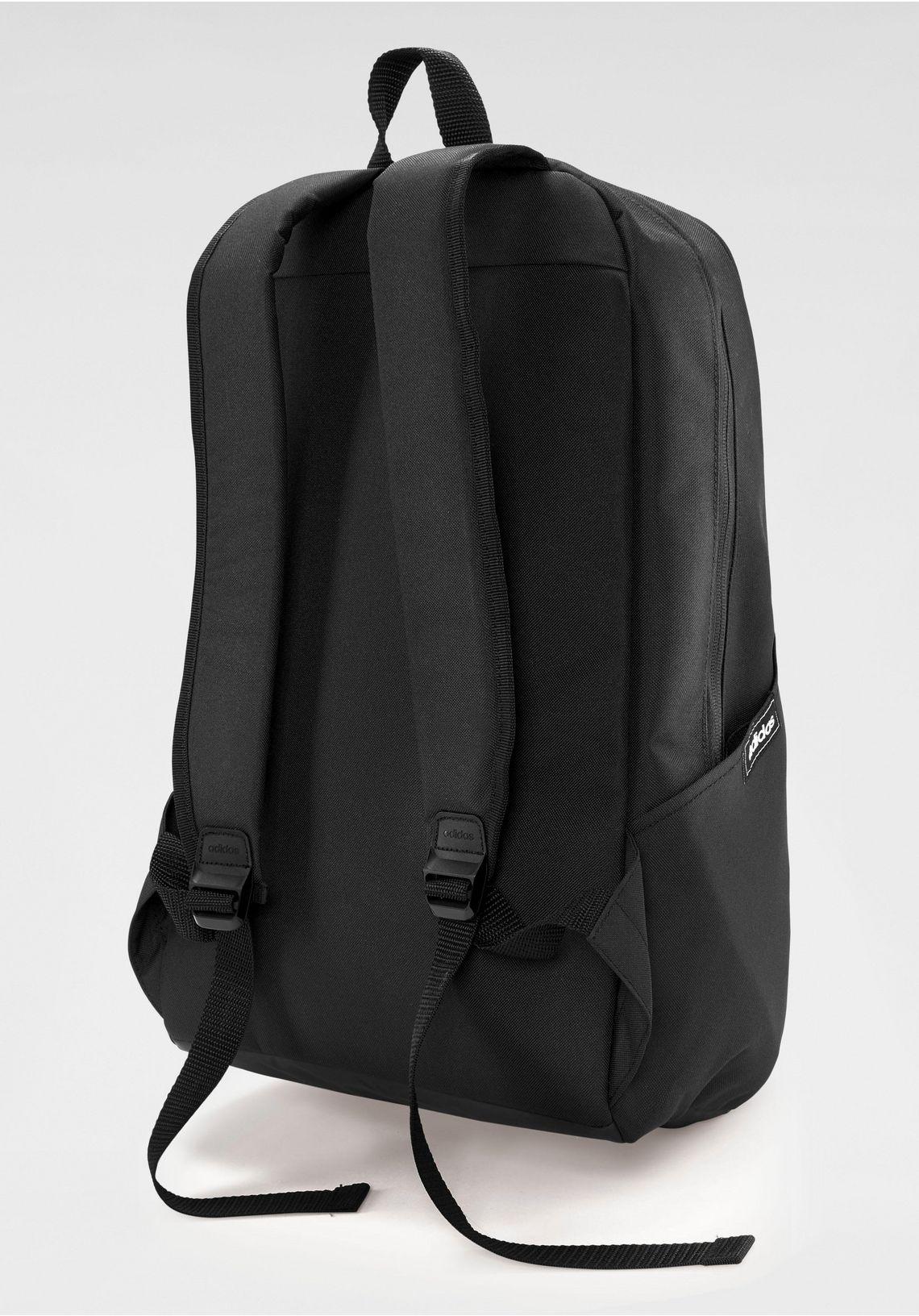 adidas sportrugzak  T4 PARKHOOD 3 STRIPES BACKPACK snel online gekocht  zwart