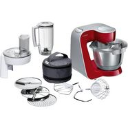 bosch »creationline mum58720« keukenmachine rood