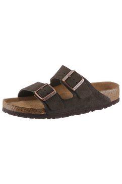 birkenstock slippers »arizona vl« bruin