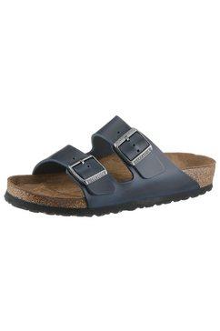 birkenstock slippers »arizona fl« blauw
