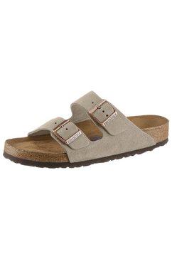 birkenstock slippers »arizona vl« beige