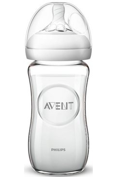 philips avent babyfles »natural fles scf053-17« wit