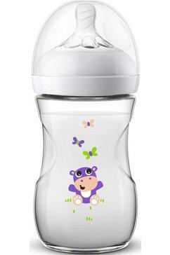 philips avent babyfles »natural fles scf070-22« wit