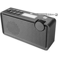 dual »dab 85« radio (digitalradio (dab+), 1 watt) zwart