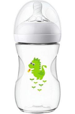 philips avent babyfles »natural fles scf070-24« wit