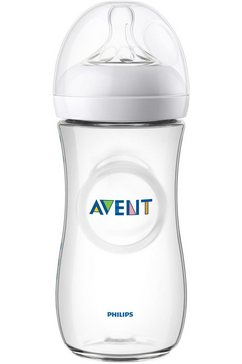 philips avent babyfles »natural fles scf036-17« wit